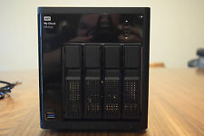 Western Digital My Cloud Pro Series PR4100 Diskless NAS Enclosure  WDBNFA0000NBK