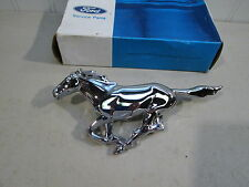 NOS 1974 FORD MUSTANG II GRILLE ORNAMENT...NEW IN BOX