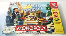 CityVille Monopoly Zynga, Ages 8+, 2-4 Players, New