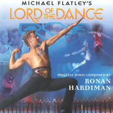 MICHAEL FLATLEY'S LORD OF THE DANCE ( NEW SEALED CD ) RONAN HARDIMAN