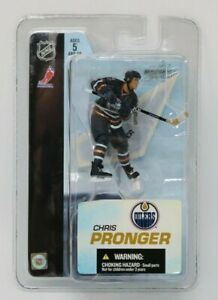 2005 McFarlanes Sports Picks Chris Pronger Edmonton Oilers NIP