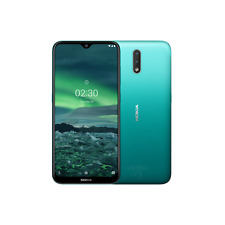 "Nokia 2.3 - 6.2"" 4G teléfono inteligente 2GB 32GB De Doble Sim Desbloqueado-Cian Verde"