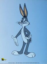 BUGS BUNNY Warner Bros Looney Tunes Limited Edition Sericel Cel Animation Art