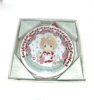 Vintage 1997 Precious Moments Enesco Christmas Ornament 278874 Porcelain