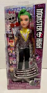 Monster High Deuce Gorgon Dance the Fright Away Welcome to Monster High