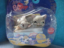 new ORIGINAL Littlest Pet Shop #467 & #468 Shipping withPolish