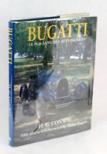 Bugatti Le Pur-Sang Des Automobiles 5th Edition  H G Conway Hardcover w/DJ