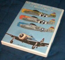 New!406th Fighter Group in WW II disk 168 prevly unpublished vintage P-47 photos