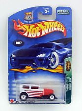Hot Wheels 2003 First Editions Purple Whip Creamer II 1:64 Diecast Car
