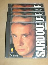 5 CD / MICHEL SARDOU / SELECTION READER'S DIGEST / RARE / EXCELLENT ETAT