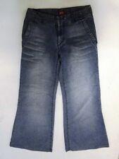 Miss SIXTY Hinda Jeans Pantaloni colpo Pantaloni Blu Stonewashed w29 l30
