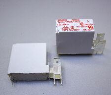 2 x SIEMENS V23077-A1005-A403 / 12 V KFZ-Flachrelais (M3899)