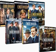 Masterpiece Mystery!: Endeavour Complete Series Season 1-7 DVD Box Set US Seller