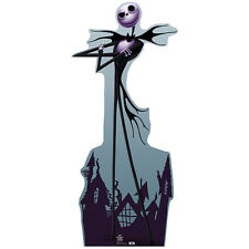 JACK SKELLINGTON Nightmare Before Christmas CARDBOARD CUTOUT Standup Standee F/S