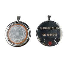 EST Bio Science Chi Quantum Energy Pendant Scalar EMF Protection Necklace Stones