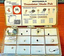 Vintage Motorola Transistor/Diode Pak