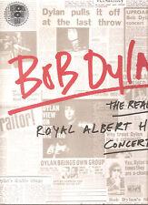 "BOB DYLAN ""The Real Royal Albert Hall 1966 Concert!"" VINYL 2LP sealed RSD"