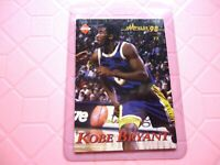 1998 IMPULSE COLLECTORS EDGE KOBE BRYANT RED WITH SCOTTIE PIPPEN GOLD ON OTHER S