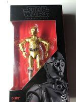 Star Wars BLACK SERIES WALGREENS Exclusive C3PO C-3PO SILVER LEG 6in figure NIB