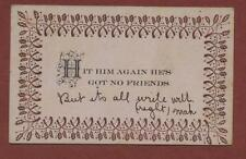 James Jansen. Davenport, Scott, Iowa. 1909  Cashier at  Wells Fargo & co qk.12