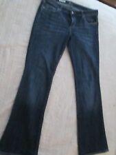 KUT From The Kloth Women's 10 Jeans Farrah Baby Bootcut Stretch Denim