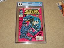 Darkhawk #36 Rematch With Venom CGC 9.6 1994 Marvel White Pages