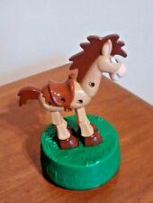 Toy Story 2 Bullseye Horse Toy 1999  #16 McDonalds Happy Meal