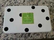 Kate Spade New York Storage Tin With 4 Cookie Cutters New
