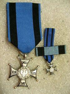 /Poland Polish Medal Cross VIRTUTI MILITARY,set