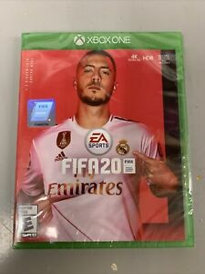 FIFA 20 (Xbox One, 2019) NEW - FACTORY SEALED - FAST SHIPPING!