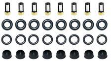 Fuel Injector Service Repair Rebuild Kit Orings Filters 02-04 5.3 V8 GMC
