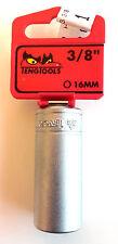 TENG TOOLS m380616-c with 1cm DRIVE 35860493 VASO LARGO HEXAGONAL 16mm