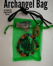 Code 893 ARCHANGEL BAG Infused Necklace Bracelet Archangel original idea agate