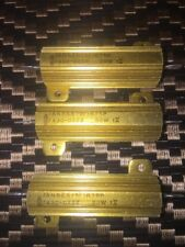 Dale 3 Pack 30 Watt 175 Ohms 1 Tolerance Resistors