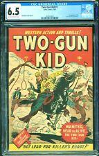 Two-Gun Kid #1 CGC 6.5 Altas Comics 1948 1st Appearance! Key Golden! L6 202 cm