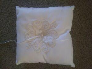 Wedding Ring Bearers Pillow