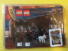 New Lego Instruction Manual ONLY Pirates Caribbean London Escape 4193 Both Books