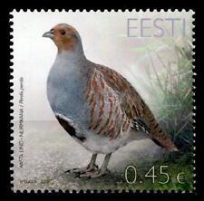 Los pájaros. reclamos. 1w. Estonia 2013