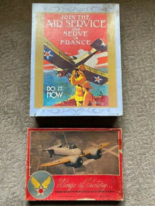 (2) WWII Jig Saw Puzzles