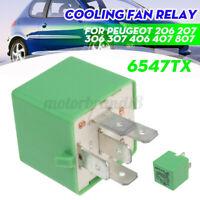 12V 35A Relais de Ventilateur Radiateur pour Peugeot 206 207 306 406 807