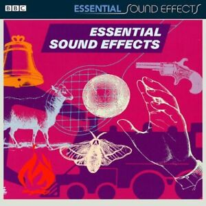 BBC Sound Effects - Essential Sound Effects - BBC Sound Effects CD K6VG The The