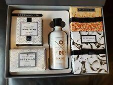 Beekman 1802  00004000 Bounty Box Set - Bath & Body 7 Items* Various Scents - Goat Milk