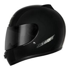 M2R M1 full-face road motorcycle helmet matt black size S small 1110324