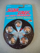 Star Trek the Next Generation action marbles