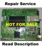 REPAIR SERVICE ONLY! LG EBT61805205 (EAX64344101(0)) Main Board for 55LW6500-UA