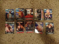 10 2016 wwe TOPPS INSERT PERSPECTIVES cards WRESTLING lot SHIP WORLDWIDE