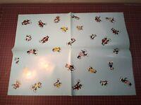 Robert Crumb Wrapping Paper 1994 18 x 24  R. Crumb - Fritz the Cat
