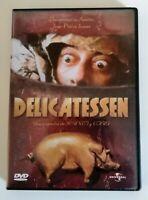 DELICATESSEN - DVD -  JEAN-PIERRE JEUNET - MARC CARO - CINE FRANCES - COMEDIA
