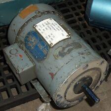 DOERR ELECTRIC CORPORATION 601456DM771 AC MOTOR, ½ HP H56C