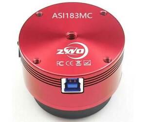 ZWO ASI 183MC Caméra Astro CMOS couleur  - Sony CMOS D = 15,9 mm, ASI183MC